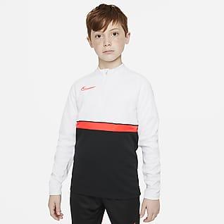 Nike Dri-FIT Academy เสื้อฝึกซ้อมฟุตบอลเด็กโต