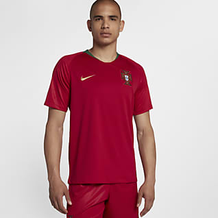 2018 Portugal Stadium Home Męska koszulka piłkarska