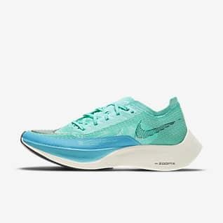 Nike ZoomX Vaporfly Next% 2 รองเท้าวิ่งโร้ดเรซซิ่งผู้หญิง