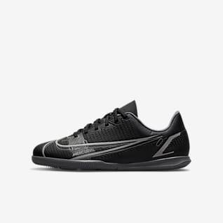 Nike Mercurial Vapor 14 Club IC Футбольные бутсы для игры в зале/на крытом поле для дошкольников/школьников