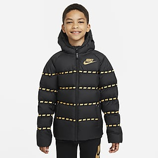 Nike Sportswear Péřová bunda pro větší děti