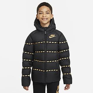 Nike Sportswear Dolgulu Genç Çocuk Ceketi