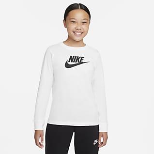 Nike Sportswear Tričko sdlouhým rukávem pro větší děti (dívky)