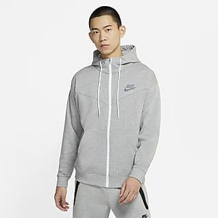 Nike Sportswear เสื้อมีฮู้ดผู้ชาย