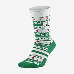 Jordan Legacy 'Ugly Sweater' Crew Socks