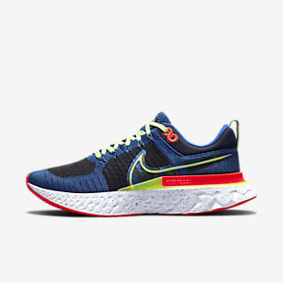 Nike React Infinity Run Flyknit 2 A.I.R.Kelly Anna London Chaussures de running sur route pour Homme