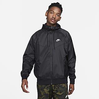 Nike Sportswear Windrunner Huvjacka för män