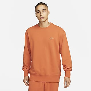 Nike Sportswear Pánská klasická mikina skulatým výstřihem