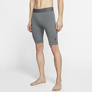 Nike Yoga Dri-FIT Short Infinalon pour Homme