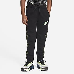 Nike Calças desportivas em moletão para criança