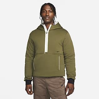 Nike Sportswear Style Essentials+ Yarım Fermuarlı Erkek Kapüşonlu Üst