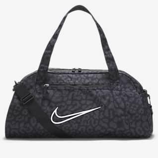 Nike Gym Club Sportbag med tryck för kvinnor