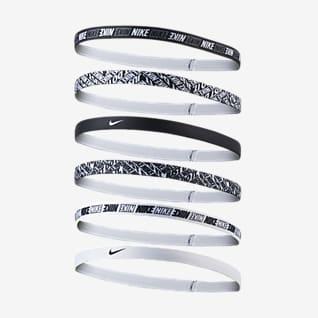 Nike Cinta para el pelo (paquete de 6)