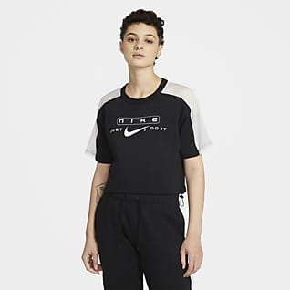 Nike Sportswear เสื้อแขนสั้นผู้หญิง