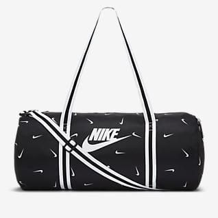 Nike Heritage Bolsa de lona de entrenamiento