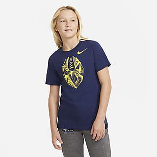 Tottenham Hotspur Fotball-T-skjorte til store barn