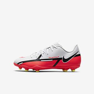 Nike Jr. Phantom GT2 Club MG Little/Big Kids' Multi-Ground Soccer Cleat