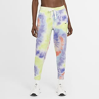 Nike Dri-FIT Get Fit Women's Tie-Dye 7/8 Training Pants