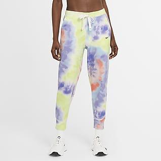 Nike Dri-FIT Get Fit Pantalones de entrenamiento teñidos de 7/8 para mujer