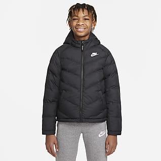 Nike Sportswear Куртка с синтетическим наполнителем для школьников