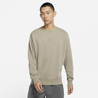 Nike Sportswear Essentials+ French Terry 男子圆领上衣