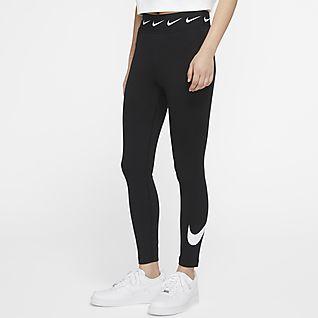 Nike Sportswear Club เลกกิ้งเอวสูงผู้หญิง