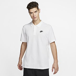 Nike Sportswear Galléros férfipóló