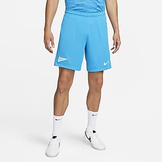 Zenit Saint Petersburg 2021/22 Stadium Home Men's Nike Dri-FIT Football Shorts