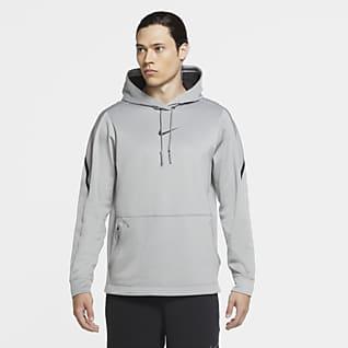 Nike Pro Erkek Kapüşonlu Sweatshirt'ü