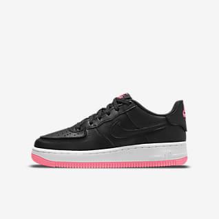 Nike Air Force 1/1 Sko til større børn