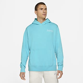 F.C. Barcelona Men's French Terry Pullover Hoodie