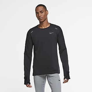 Nike Sphere Camiseta de cuello redondo de running para hombre