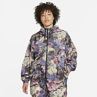 Nike Sportswear Femme Damejakke (store størrelser)