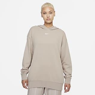 Nike Sportswear Essential Collection Women's Washed Fleece Hoodie