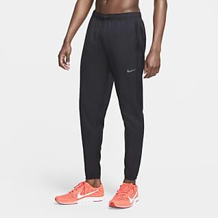 Nike Essential Pánské tkané běžecké kalhoty