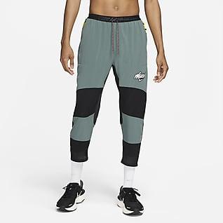 Nike Phenom Elite Wild Run Pantalones de running de tejido Woven 7/8 para hombre