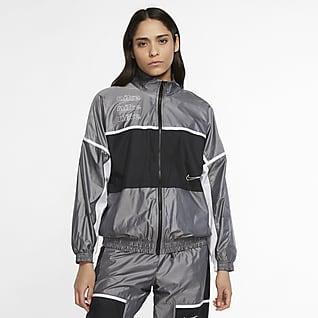 Nike Sportswear Женская куртка из тканого материала