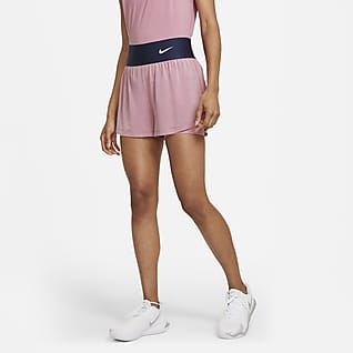 NikeCourt Advantage Dámské tenisové kraťasy