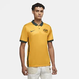 Australien 2020 Stadium Home Herren-Fußballtrikot