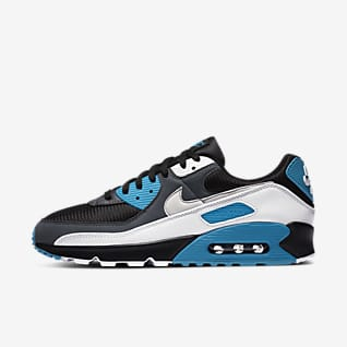 Mens Black Air Max 90 Shoes. Nike.com