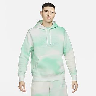 Nike Sportswear Club Fleece Sudadera con capucha sin cierre con estampado para hombre
