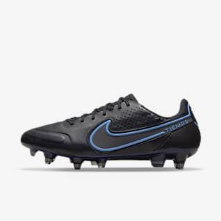 Nike Tiempo Legend 9 Elite SG-Pro AC Fußballschuh für weichen Rasen