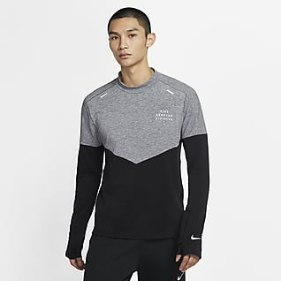 Nike Sphere Run Division Haut de running en laine pour Homme