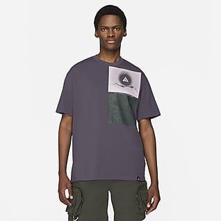 """ナイキ ACG """"Nature"""" メンズ ショートスリーブ Tシャツ (XS-2XL)"""