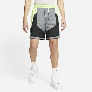 Nike Throwback กางเกงบาสเก็ตบอลขาสั้นผู้ชาย
