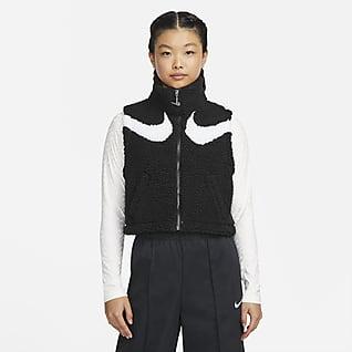 Nike Sportswear Swoosh 女子马甲