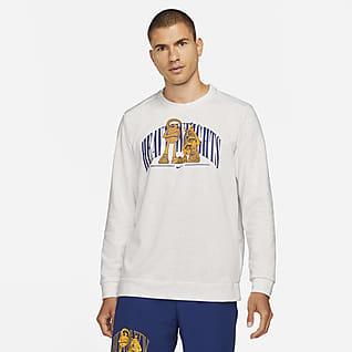 Nike Dri-FIT Trainingsshirt met ronde hals en graphic voor heren
