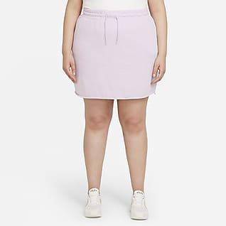 Nike Sportswear Icon Clash Falda para mujer (talla grande)