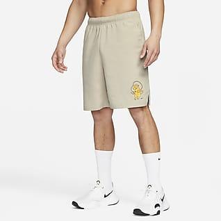 Nike Flex Treningsshorts med trykk til herre