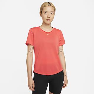 Nike Dri-FIT One Women's Standard-Fit Short-Sleeve Top